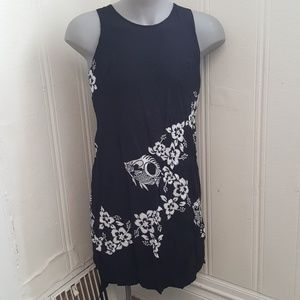 Mr Buho Swimsuit Cover Dress Black One Size